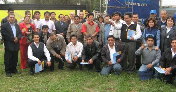 III Foro Nacional de Apicultores y la I Expomiel 2011