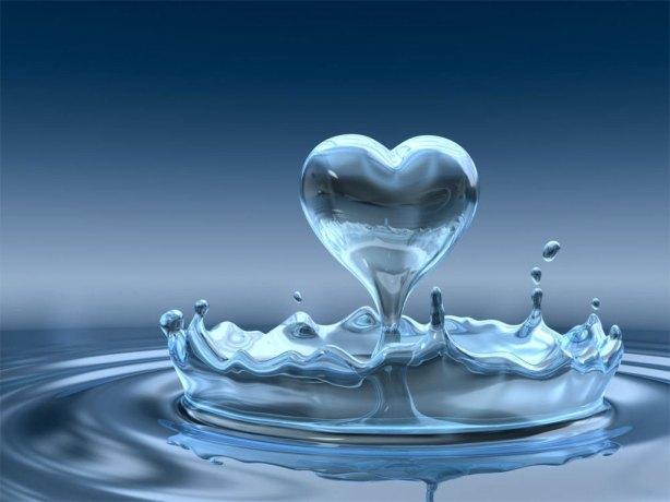 agua es vida y amor