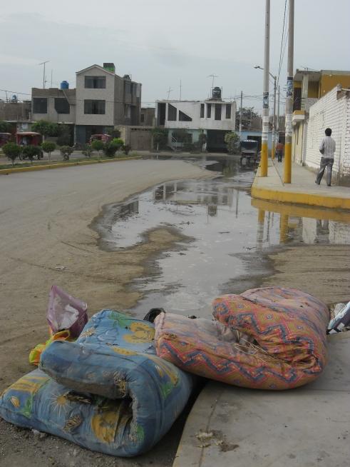 Una grave afrenta al valor patrimonial, histórico y turístico de Lambayeque.