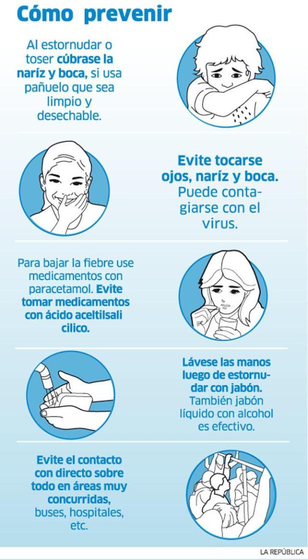 A prevenir la gripe-h1n1
