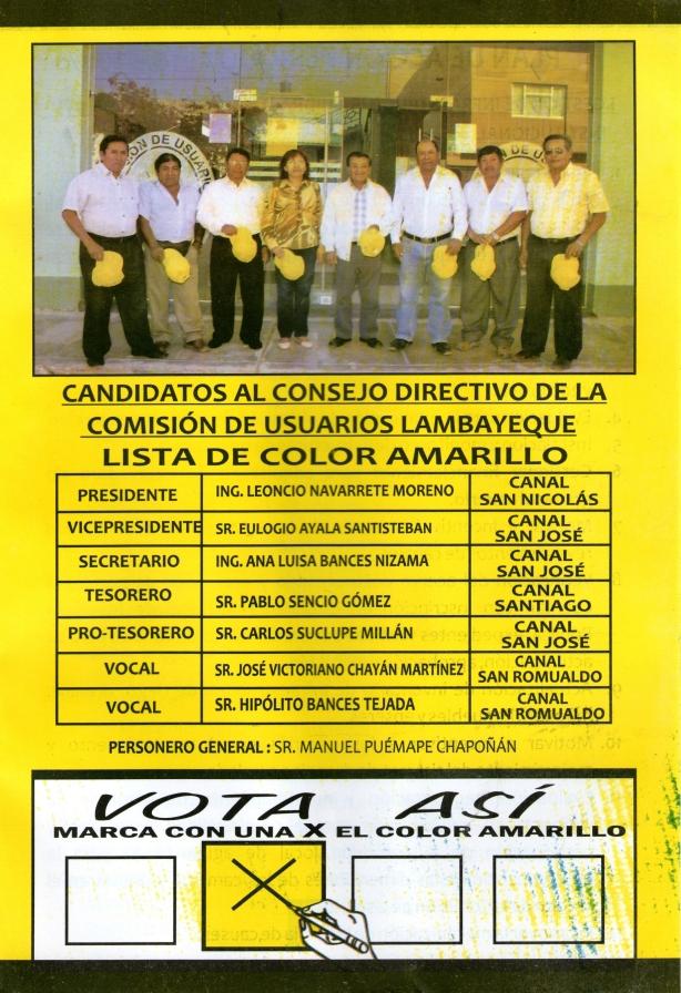Lista Amarilla-Leoncio Presidente026