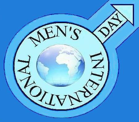 International Men's Day Logo