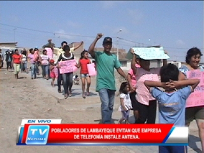 antena- protesta