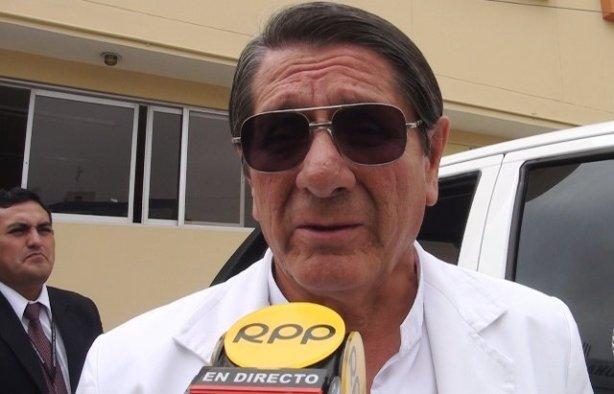 Dr. Carlos Uriarte- Gerente Regional de Salud