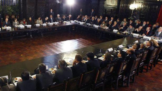 expresidentes del Consejo de Ministros