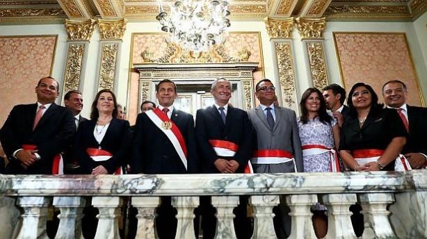 Gabinete Cornejo