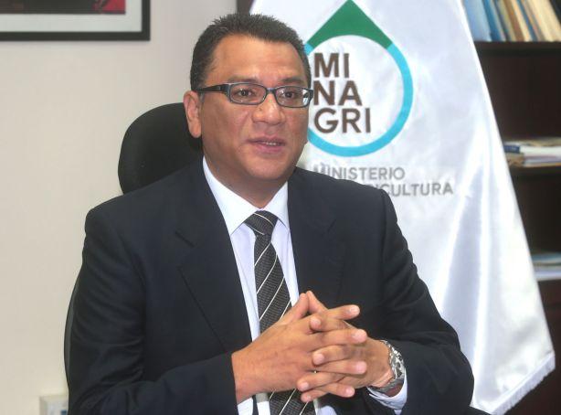 Juan Manuel Benites-Ministrao AGri