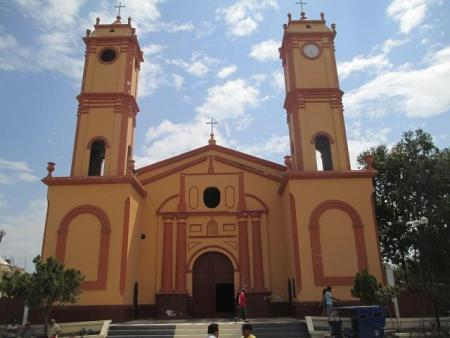 Iglesia de Olmos