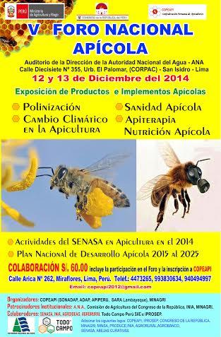 V foro nacional apicola1