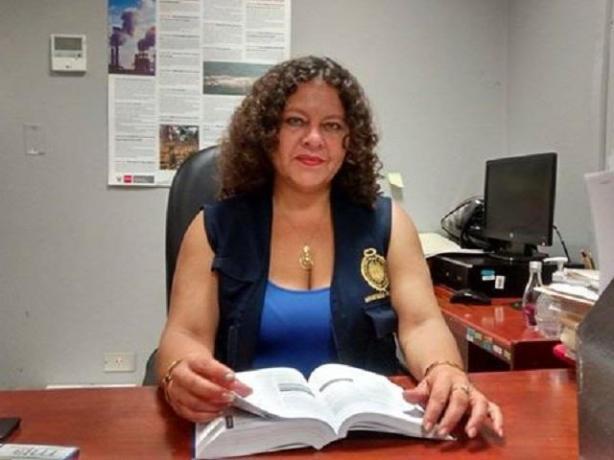 Fiscalía de Prevención del Delito de Chiclayo, Ivonne Zárate Izquierdo